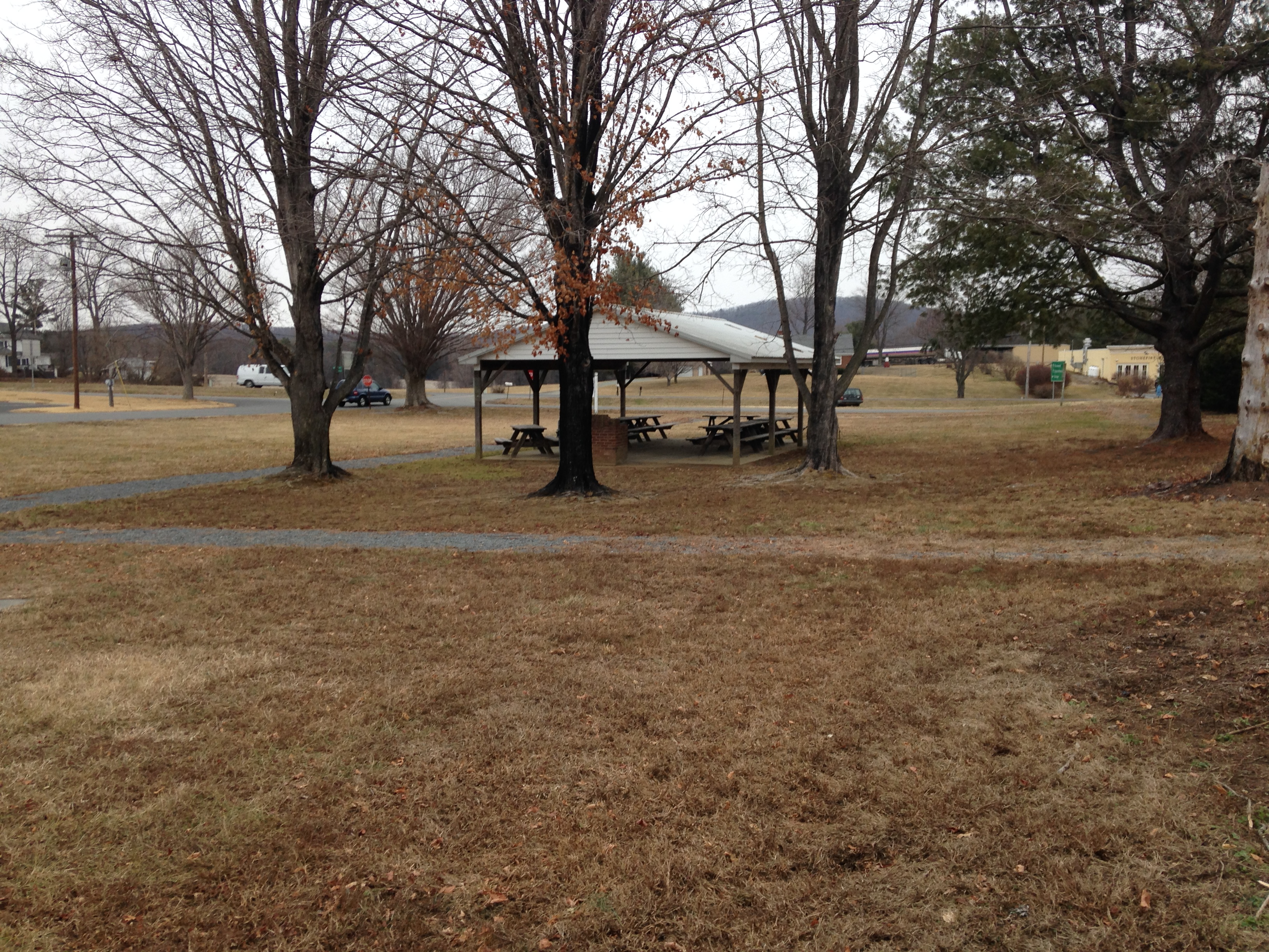 Barboursville Park Shelter