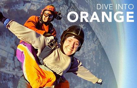 Dive into Orange