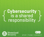 Cybersecurity is shared responsibility