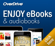 Link to Overdrive for e-books and audio Opens in new window