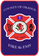 County of Orange Fire and EMS Est. 1998